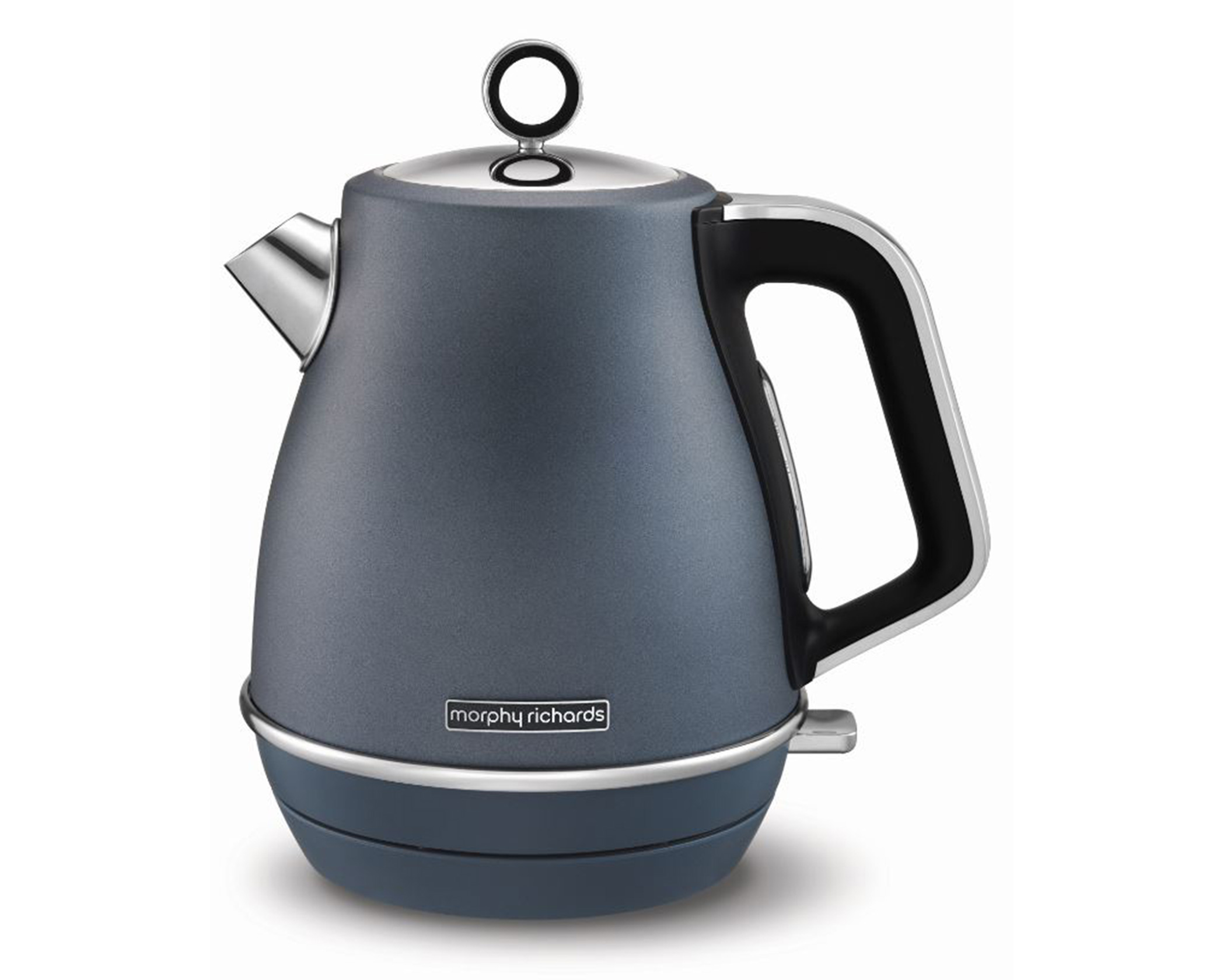 Онлайн каталог PROMENU: Чайник электрический Morphy Richards Evoke Jug Kettle, 1,5 л, синий                               104402EE