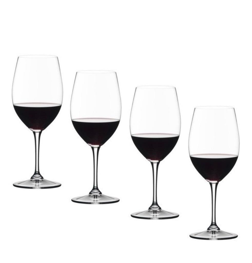 Бокалы для красного вина рекомендации