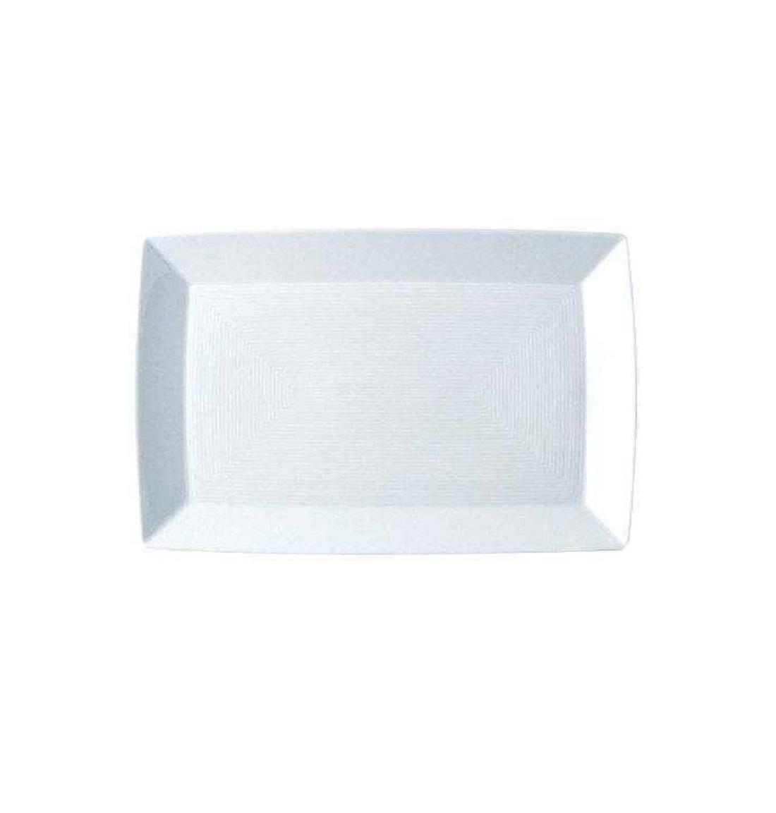 Блюдо фарфоровое Rosenthal LOFT, 28,5х18,5 см, белый купить украина