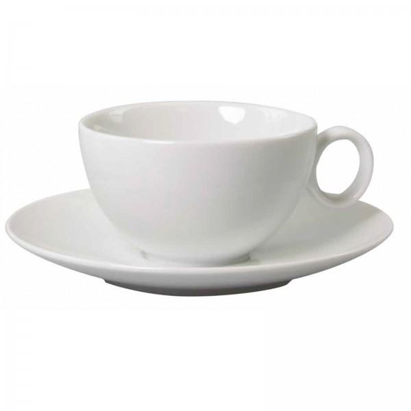 Онлайн каталог PROMENU: Чашка с блюдцем Rosenthal Loft, объем 0,25 л, белый, 2 предмета  11900-800001-14640