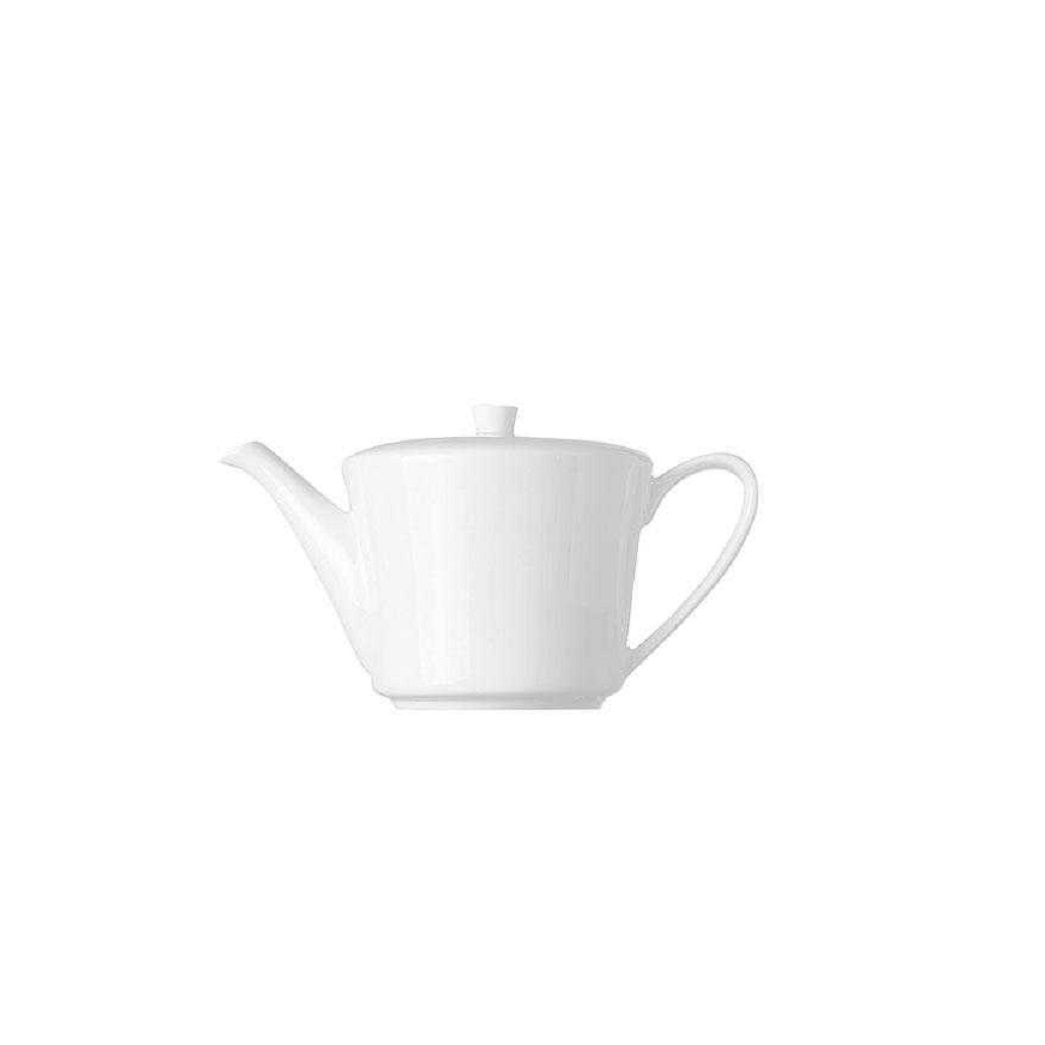 Онлайн каталог PROMENU: Чайник фарфоровый заварочный Rosenthal JADE, объем 1,2 л, белый Rosenthal 61040-800001-14150