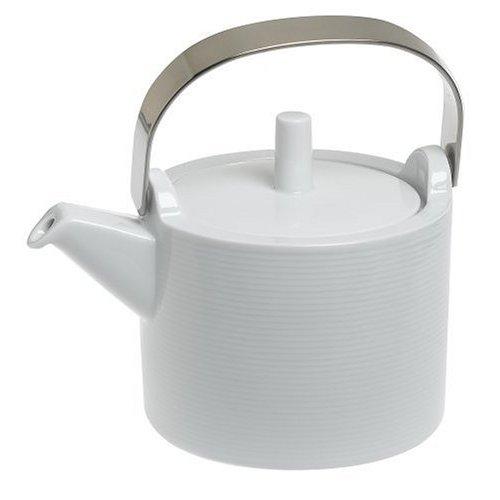 Онлайн каталог PROMENU: Чайник с крышкой Rosenthal Loft, объем 1 л, белый Rosenthal 11900-800001-14235