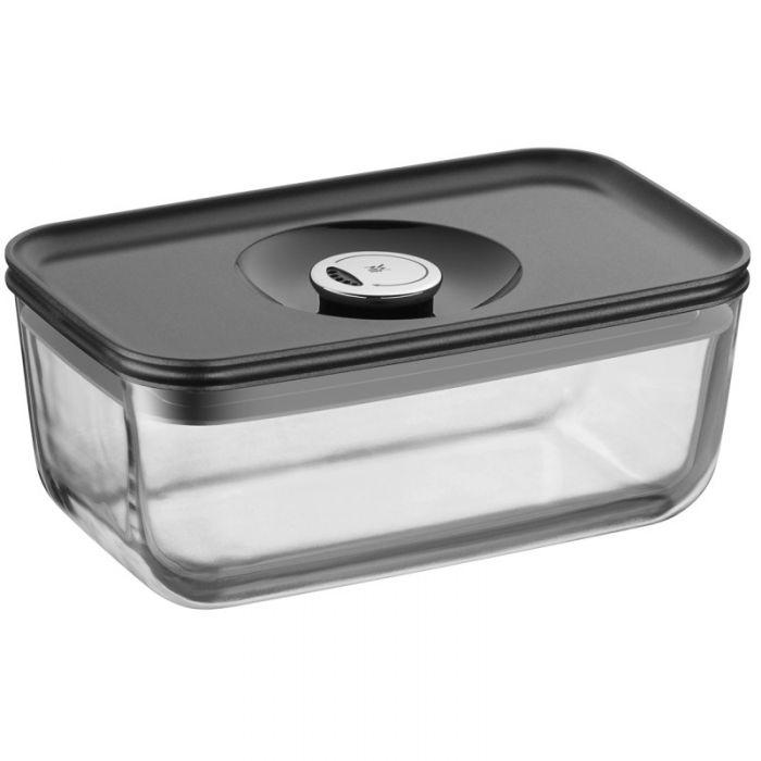 Онлайн каталог PROMENU: Емкость с крышкой для продуктов 21х13 см WMF Depot Fresh, прозрачный с серым WMF 06 5991 6630