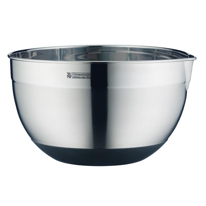 Онлайн каталог PROMENU: Миска WMF FOOD PREP AND STORAGE, диаметр 22 см, серебристый WMF 06 4667 6030