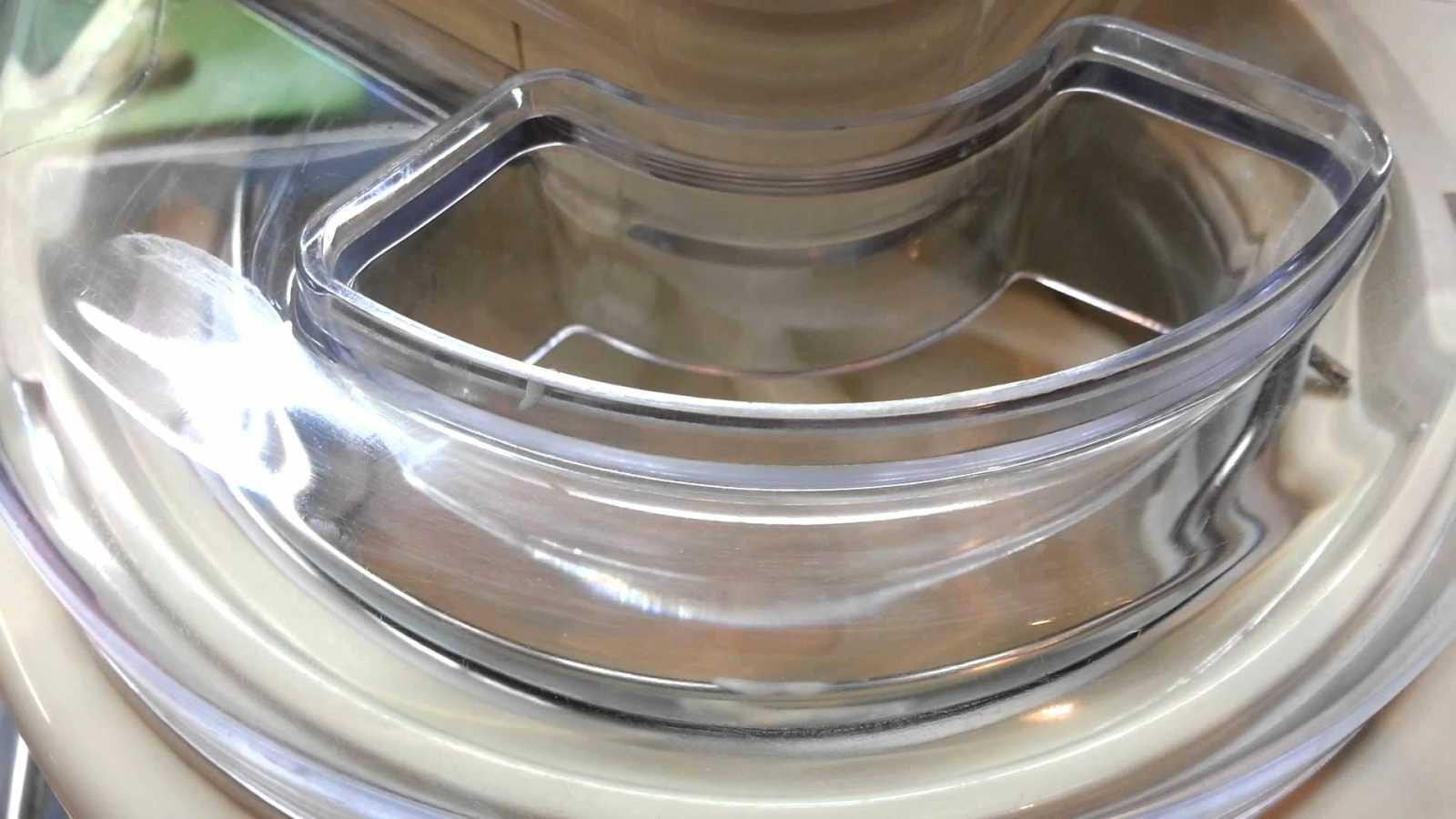 Мороженица автоматическая Nemox Talent Gelato & Sorbet, 26,5х33,5х24,5 см, белый Nemox                                                  0036500450 фото 4