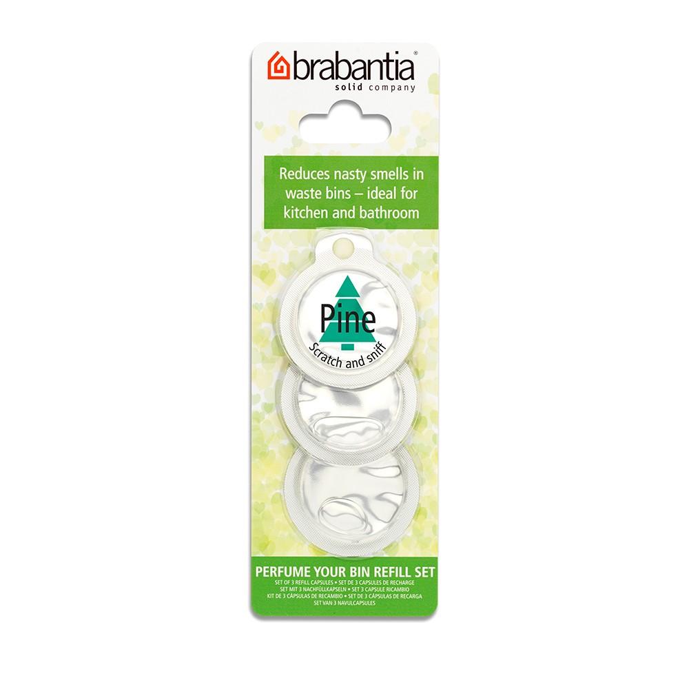 Онлайн каталог PROMENU: Набор капсул ароматических Brabantia, 3 шт. Brabantia 482069