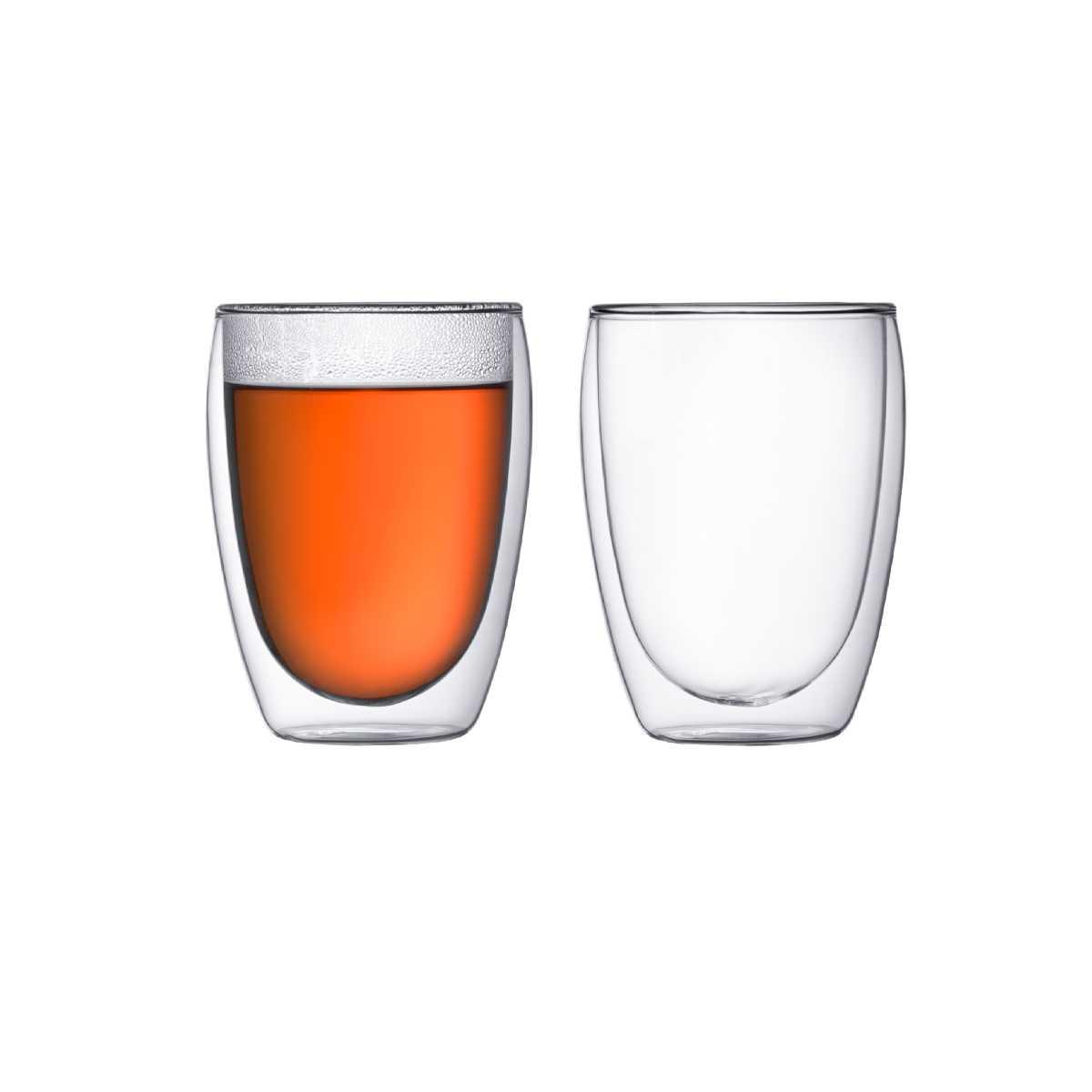 Набор стаканов с двойными стенками Bodum, 0,35 л, 2 шт. Bodum 4559-10 фото 0