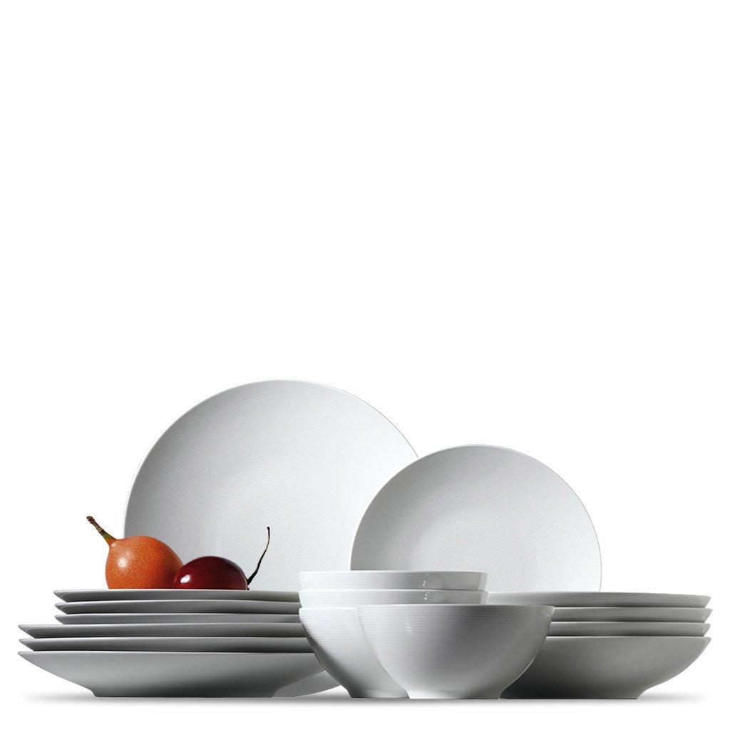Онлайн каталог PROMENU: Набор столовый Rosenthal Loft, белый, 16 предметов Rosenthal 11900-800001-18733