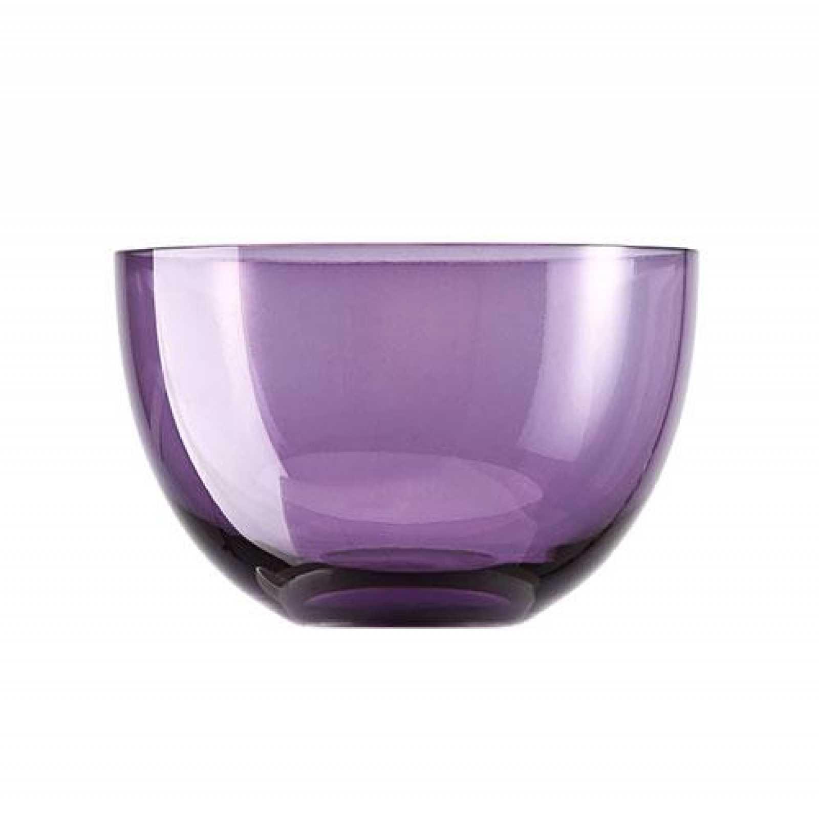 Онлайн каталог PROMENU: Пиала стеклянная Rosenthal SUNNY DAY, диаметр 12 см, фиолетовый Rosenthal 69034-408531-45312