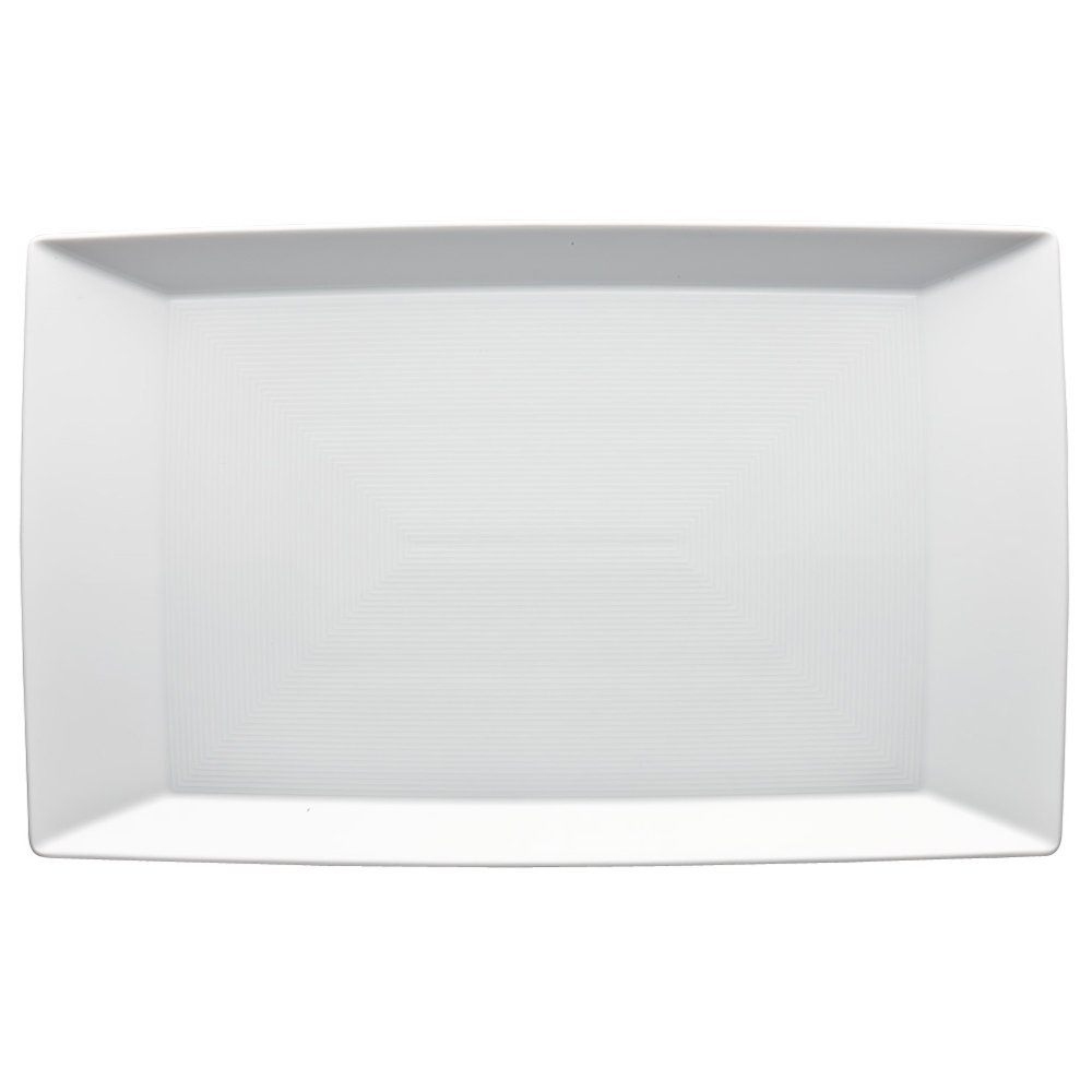 Онлайн каталог PROMENU: Поднос фарфоровый Rosenthal LOFT, 39х25 см, белый  11900-800001-12881