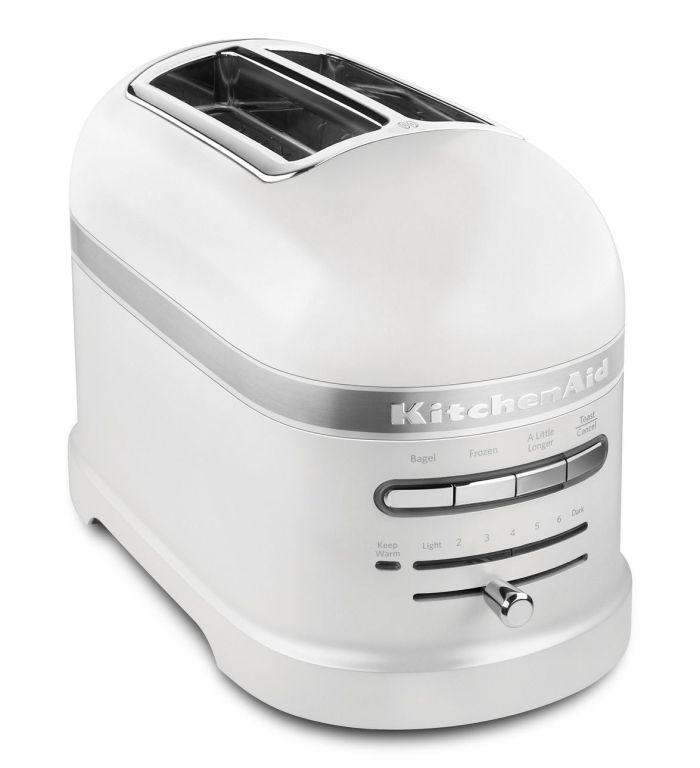 Онлайн каталог PROMENU: Тостер KitchenAid  Морозный Жемчуг (5KMT2204EFP) KitchenAid 5KMT2204EFP