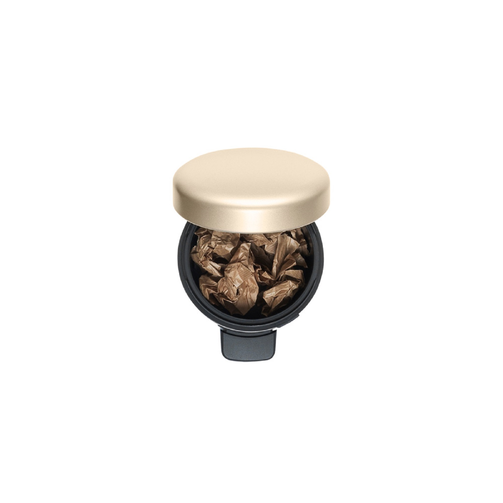 Бак для мусора Pedal Bin NewIcon Brabantia, объем 3 л, шампань бежевый Brabantia 304408 фото 1