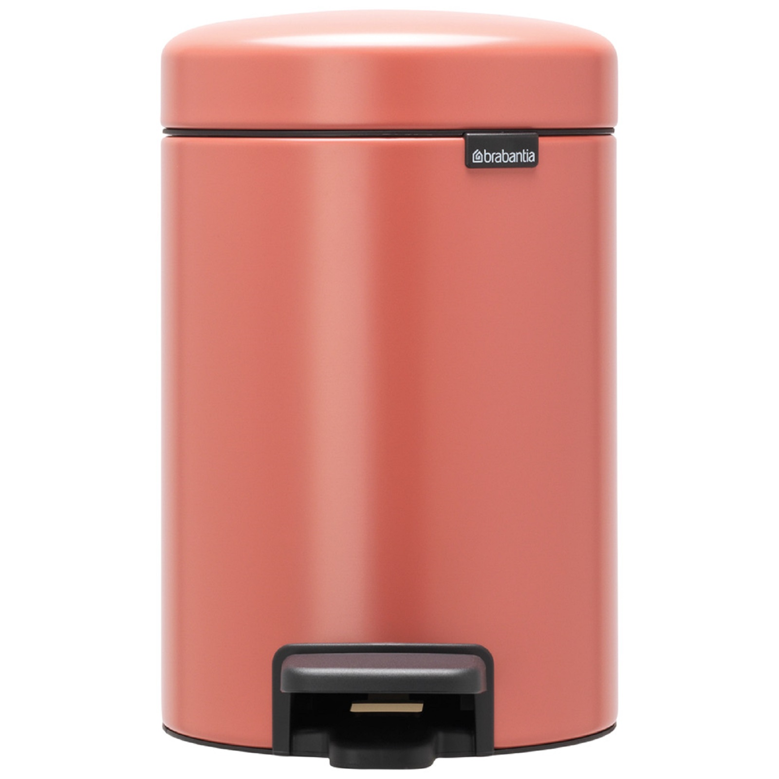 Онлайн каталог PROMENU: Бак для мусора Pedal Bin NewIcon Brabantia, объем 3 л, темно-оранжевый  304286