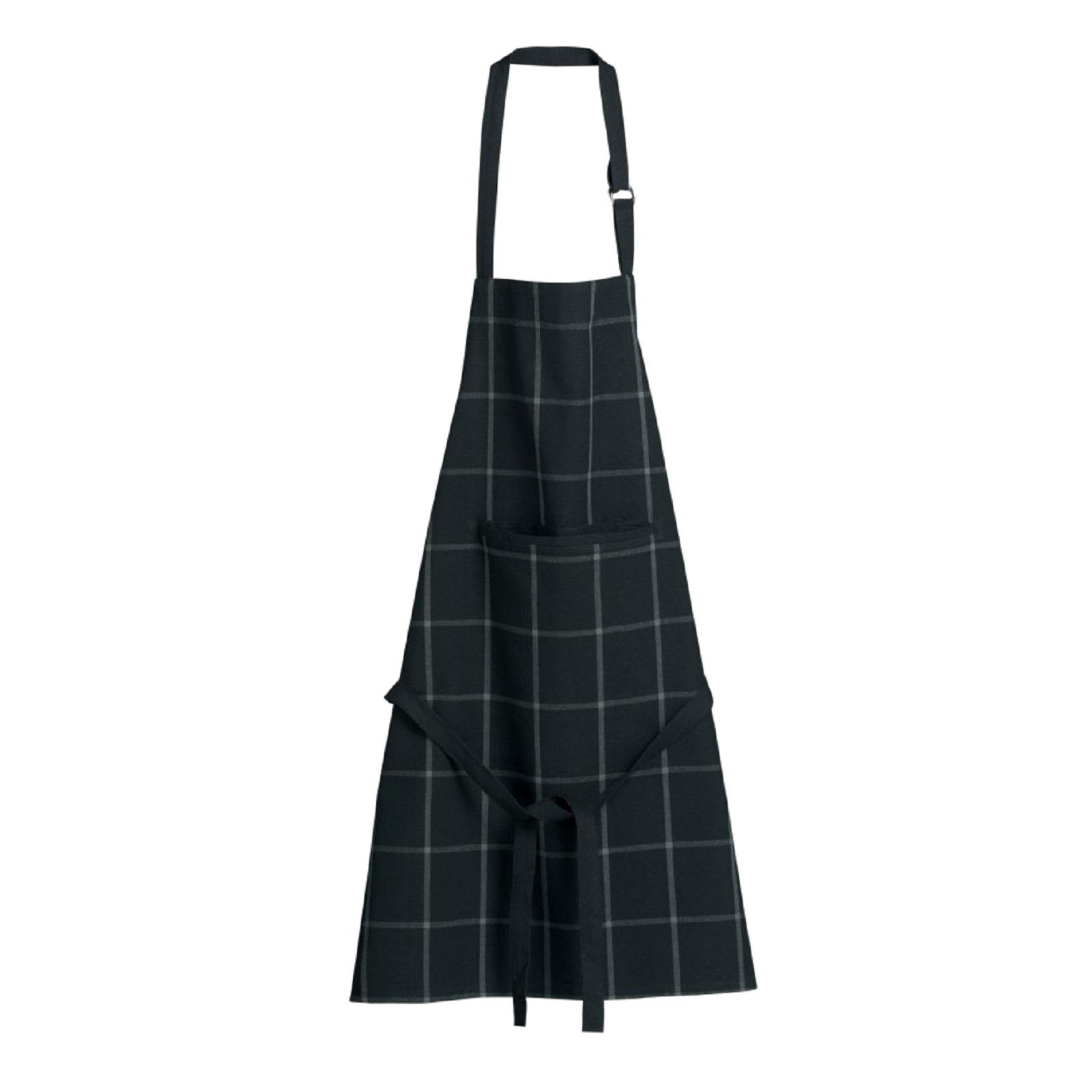 Онлайн каталог PROMENU: Фартук Winkler DOHA, размеры 80 х 85 см, черный  3720079000