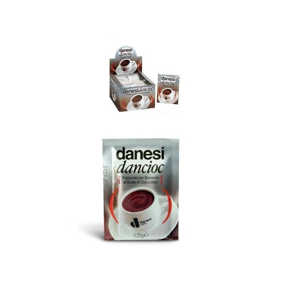 Онлайн каталог PROMENU: Горячий шоколад Danesi DANCIOC, 40 пакетов  6010030