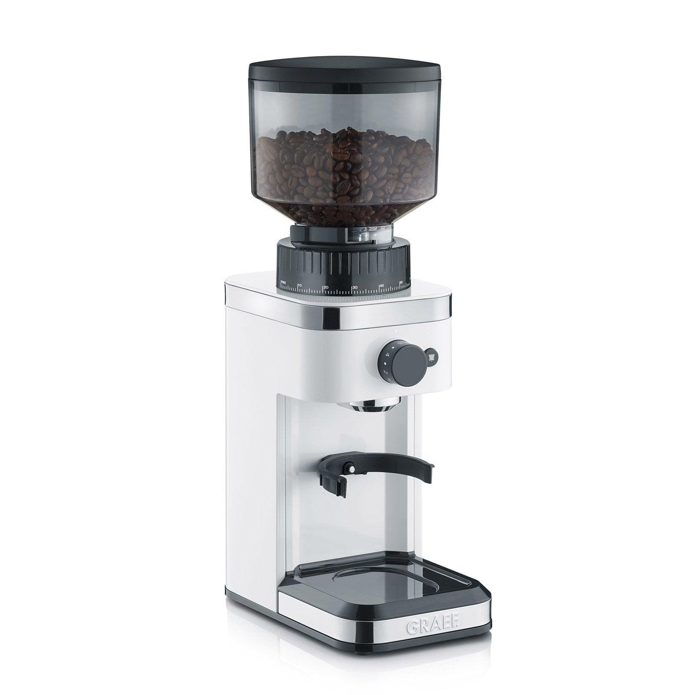Онлайн каталог PROMENU: Кофемолка электрическая GRAEF COFFEE GRINDER CM501, белый  CM501EU