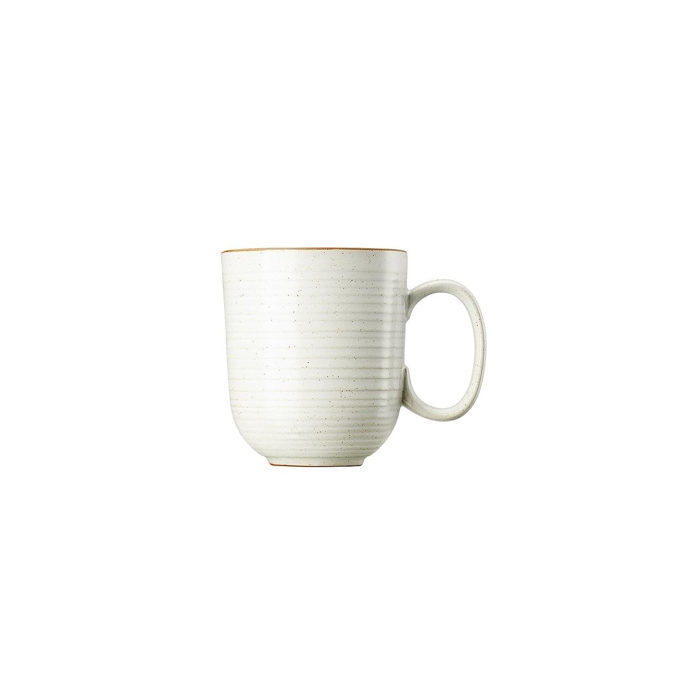 Онлайн каталог PROMENU: Кружка с ручкой керамическая Thomas Nature, объем 0,4 л, белый                                   21730-227070-65505