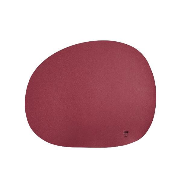 Онлайн каталог PROMENU: Подставка под тарелку  AIDA RAW 41х33,5 см, красный  15397