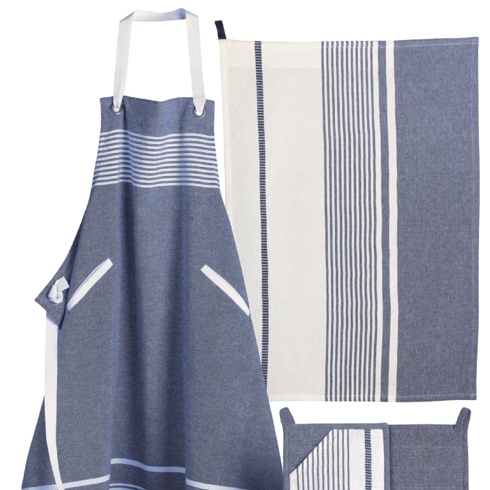 Полотенце кухонное Winkler ARES, 50х70 см, серый с белым Winkler 8524075000 фото 1