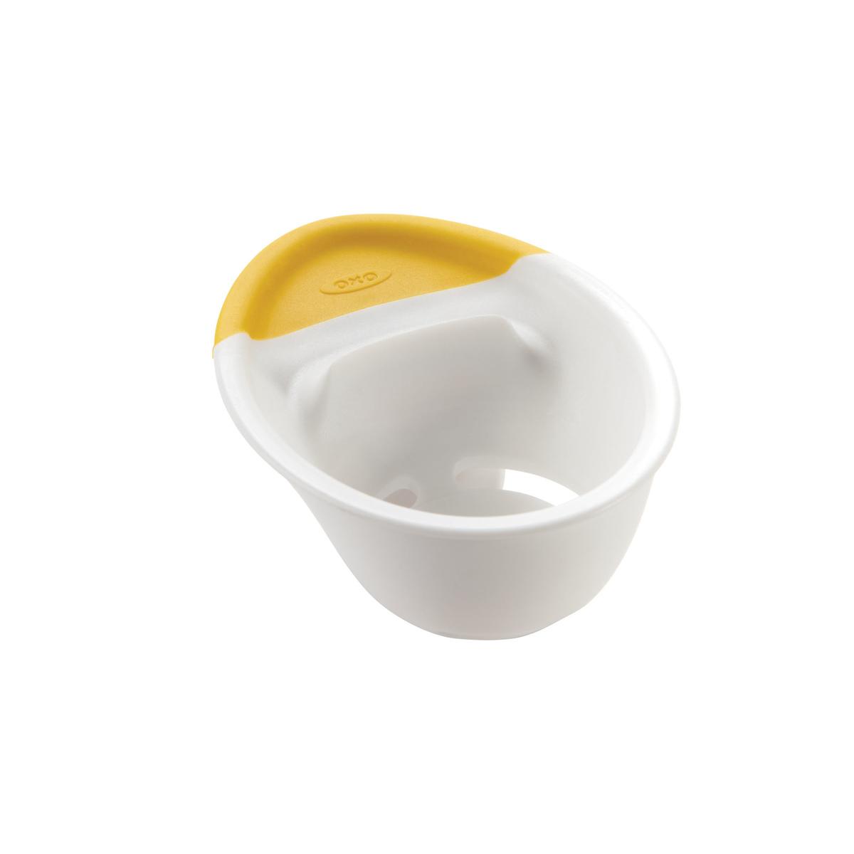 Онлайн каталог PROMENU: Сепаратор для яиц OXO COOKING UTENSILS, 4х12х22 см, белый                                   1147780
