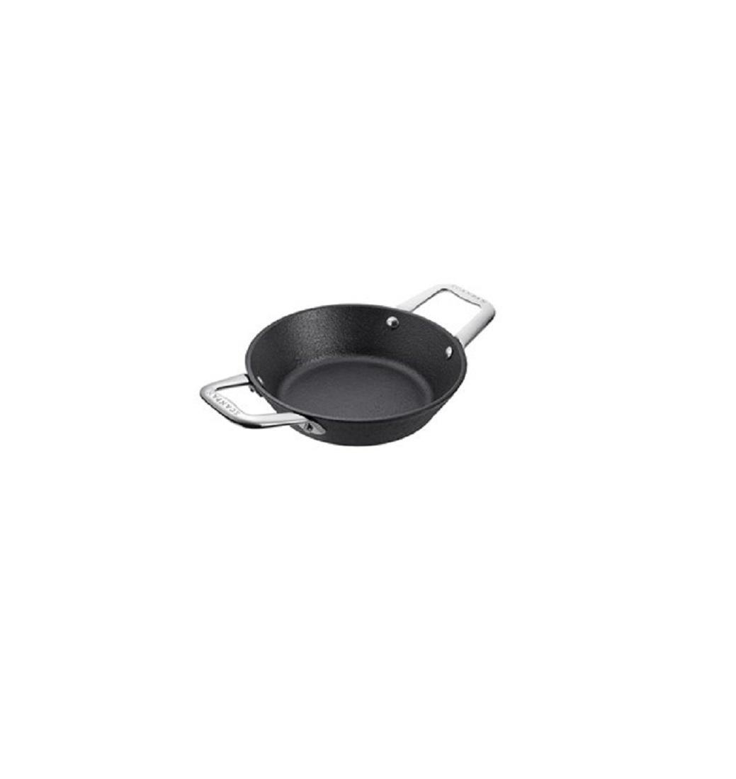 Онлайн каталог PROMENU: Сковорода для паэльи Scanpan MAITRE D, диаметр 16 см, высота 5 см, черный                                   97151600