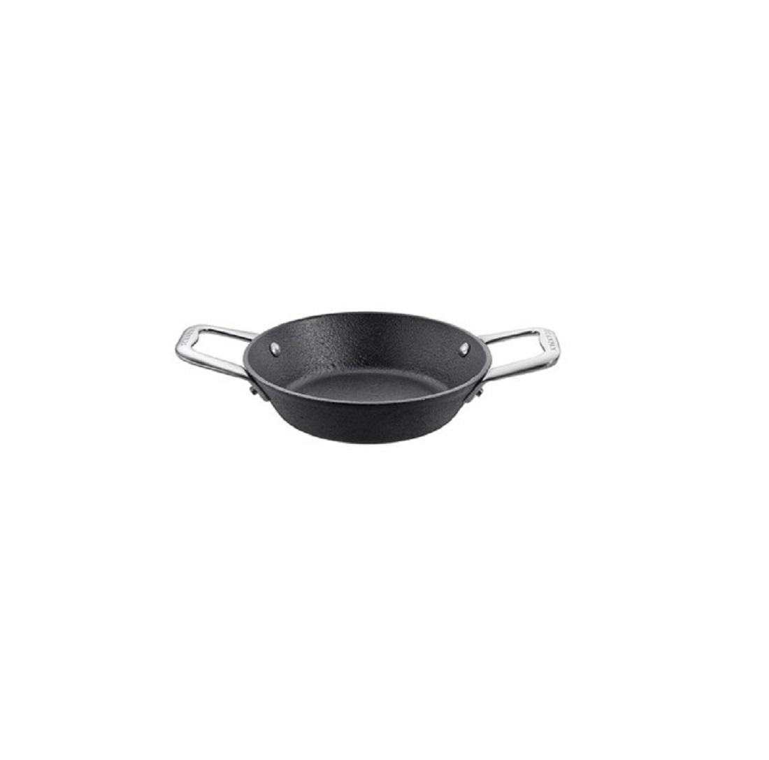 Сковорода для паэльи Scanpan MAITRE D, диаметр 16 см, высота 5 см, черный Scanpan 97151600 фото 2