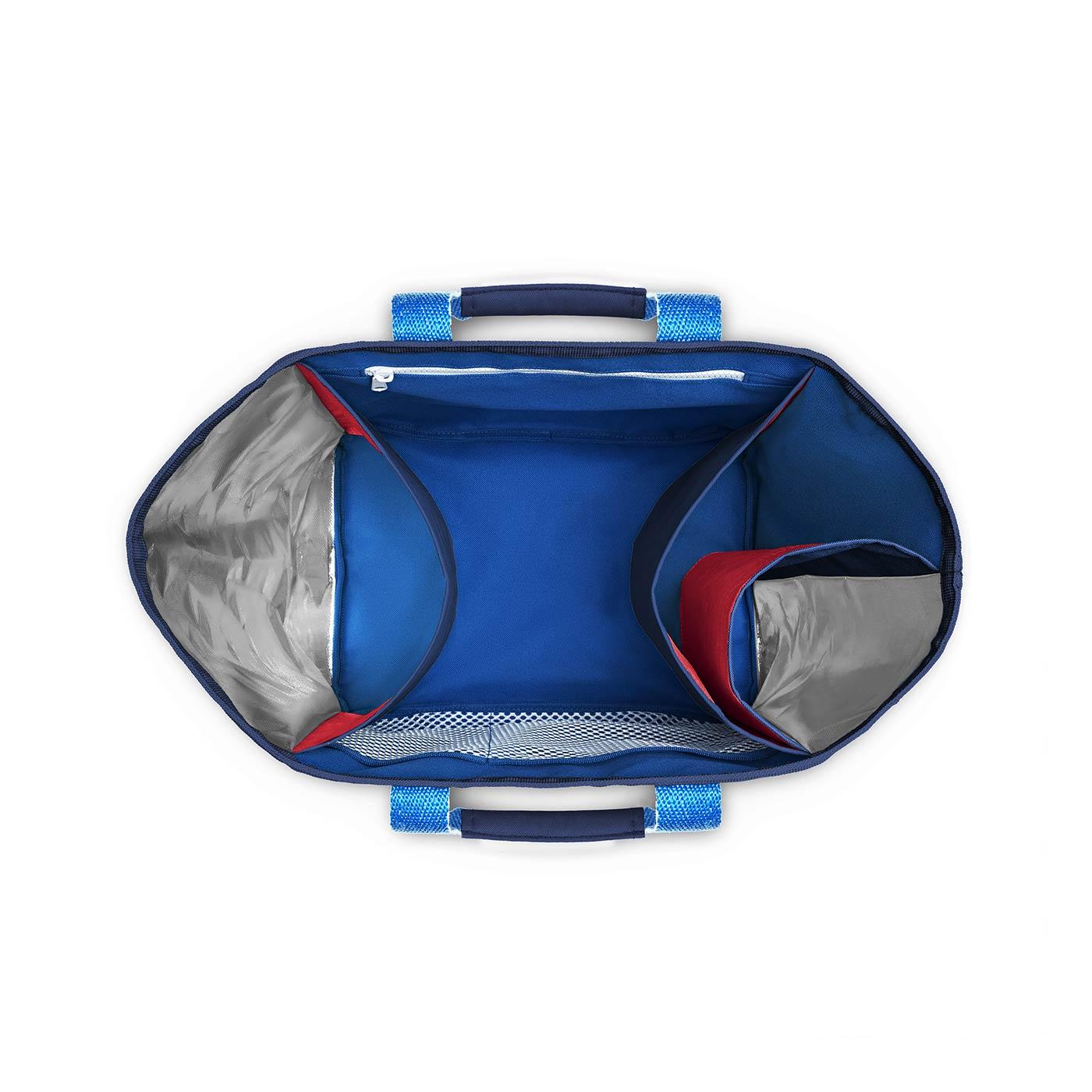 Сумка для покупок Reisenthel RE-SHOPPER, 56 х 32 х24 см, темно-синий Reisenthel DJ 4005 фото 2